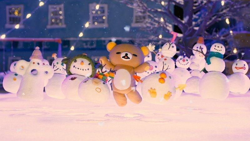 Netflix 療癒系動畫推薦 拉拉熊與小薰 線上看