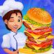Food Court - Craze Restaurant Chef Cooking Games