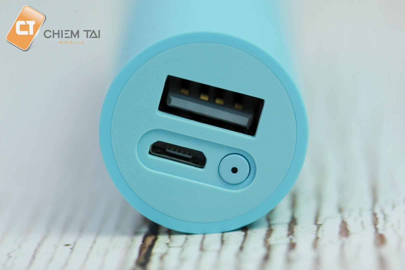 Pin sạc dự phòng mini ZMI PB630 3000mAh