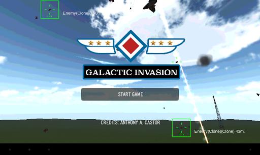 Galactic Invasion Free
