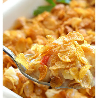 Potato Casserole With Potato Chips Recipes