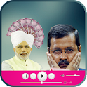 Modi vs Kejriwal Keynote icon