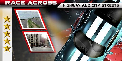 Asphalt Highway Nash Racing 3D