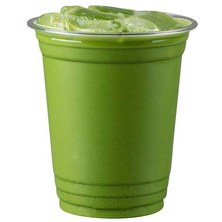 Matcha Ice Latte