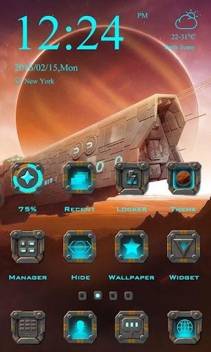 Planet-ZERO Launcher