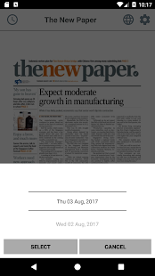 The New Paper- screenshot thumbnail