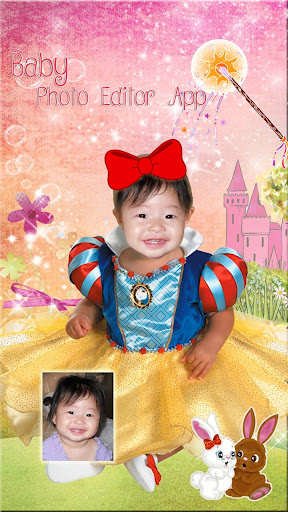 Cute Baby Photo Montage App ud83dudc76 Costume for Kids 1.1 screenshots 6
