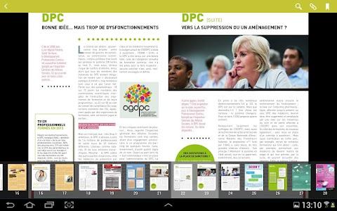 Communication Infirmière screenshot 3