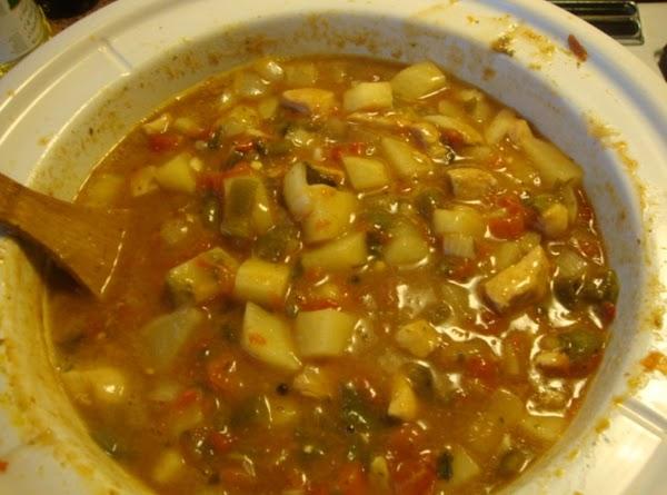 New Mexico Green Chili Crock Pot Stew Recipe