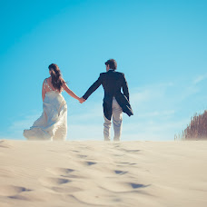 Wedding photographer Anna Katarzyna Loboda (thelovehunters). Photo of 09.04.2015