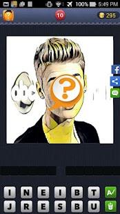 Guess The Celebrity Quiz screenshot