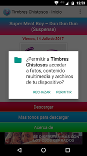 Timbres Chistosos- screenshot thumbnail