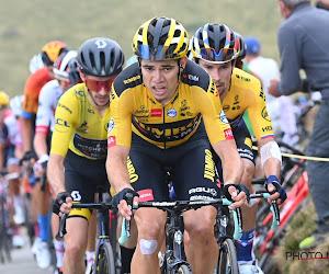 """Van Aert en Roglic in de Amstel Gold Race: wie is de kopman? """"We begrijpen elkaar"""" en """"Zondagavond een pintje drinken"""""""