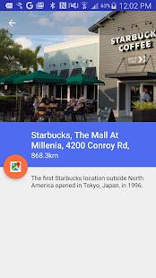 Orlando Starbucks Locator