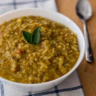 Sambar Sadam, Sambar Rice.