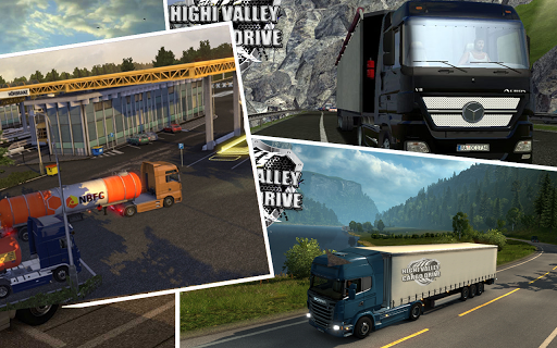 Grand City Truck Driving Simulator 2018 Game filehippodl screenshot 6