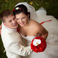 Wedding photographer Oksana Nikitina (OksanaNiki). Photo of 11.08.2014
