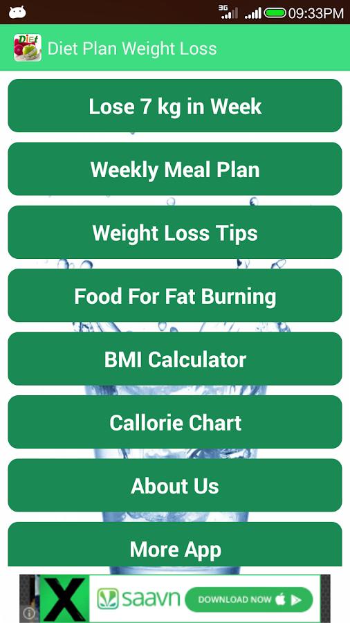 weight loss graph app
