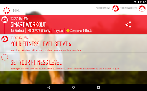 J&J Official 7 Minute Workout- screenshot thumbnail