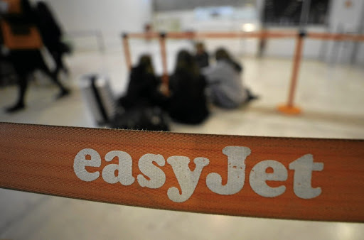 EasyJet passengers wait at Nice Côte d'Azur International Airport in France. Picture: REUTERS