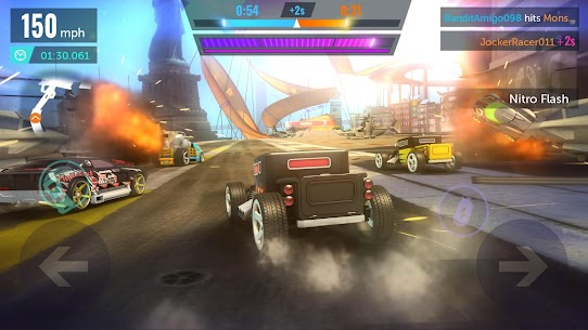 Hot Wheels Infinite Loop Apk Mod Dinheiro Infinito 7
