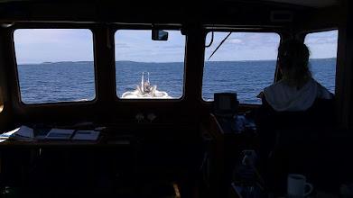 Photo: Onwards towards Gore Bay
