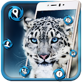 Silver Blue Cheetah Launcher