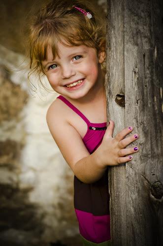 Hello! by Renee Crabtree - Babies & Children Children Candids