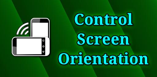control screen rotation APK 0