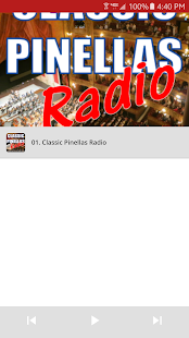 Classic Pinellas Radio- screenshot thumbnail