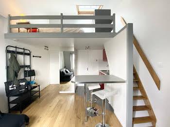Appartement 2 pièces 27,4 m2