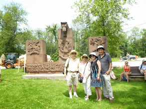 Photo: A heritage tour in Scarborough on July 6