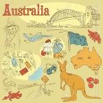 """Family Backpacking Australia: Perth, Sydney, Melbourne - Ade Kumalasari, @tesyasblog, Olenka Priyadarsani"""