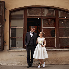 Wedding photographer Valeriya Kasperova (4valerie). Photo of 24.01.2018