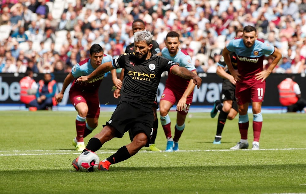 Manchester City wil herinner aan die Euro-uitgang deur Tottenham Hotspur