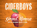 Ciderboys Grand Mimosa