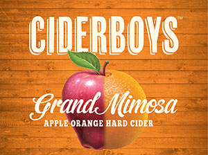 Logo of Ciderboys Grand Mimosa