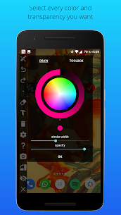 Screen Draw Screenshot Pro 1.0 Mod Apk Download 5
