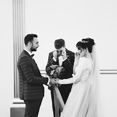 Wedding photographer Anastasiya Shamray (NSurgut). Photo of 01.11.2018