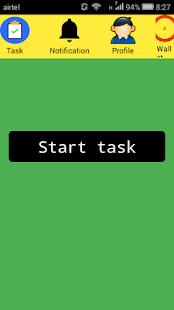 Make Money Task - náhled