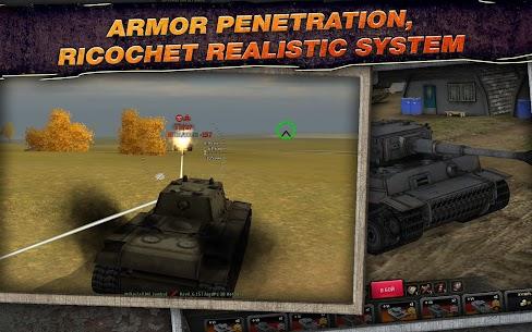 Wild tanks HD 1.25 Android Mod APK 2