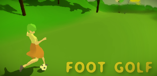FootGolf -SoccerGolfGame- captures d'écran