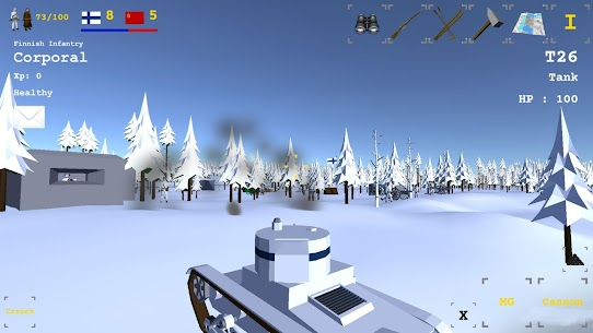 Winter War Mod Apk Download For Android and Iphone 4