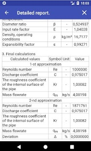 ISO-5167 Flowrate Calculations- screenshot thumbnail