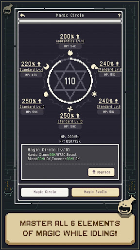 AFK Wizard  screenshots 2