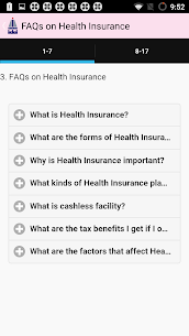 Handbook on Health InsuranceApp Download For Android 4