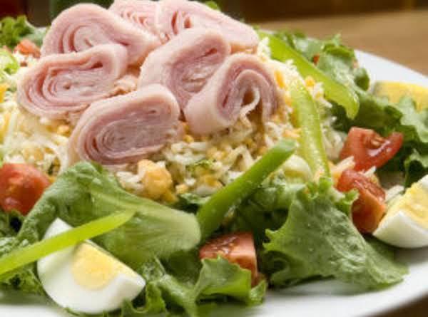Colorful Tasted Salad