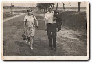 Photo: Sekścińska Jadwiga i Sekściński Stanisław