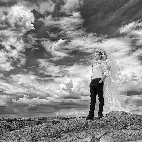 Wedding photographer Viktoriya Utochkina (VikkiU). Photo of 09.11.2017