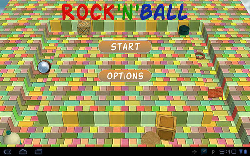 RocknBall Free screenshot 6